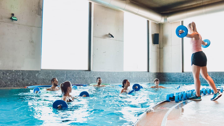 Kurse Aquafitness im VERSO Denzlingen