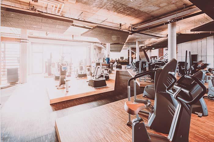 Edle Trainingsbereiche in den VERSO Resorts mit bestem Equipment