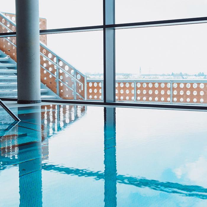 Infinity Pool im VERSO Denzlingen