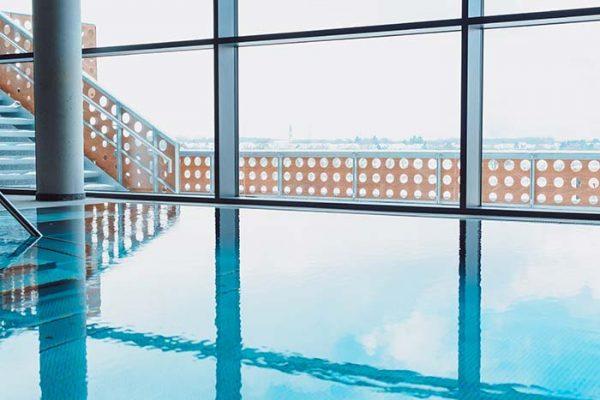 Wellness Pool im Verso Denzlingen