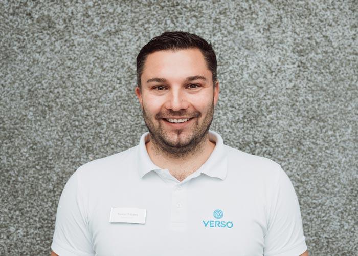 Trainer Rainer aus dem VERSO
