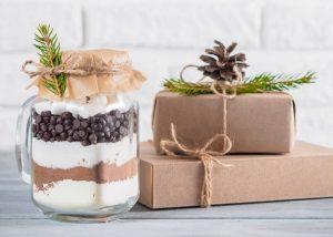 Einmachglas als nachhaltige Geschenkeverpackung
