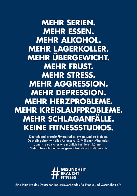 # Gesundheit braucht Fitness