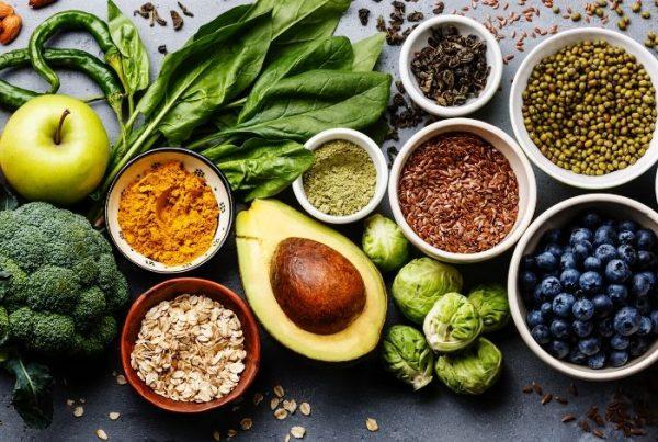 Immunsystem stärken durch gesunde Ernährung