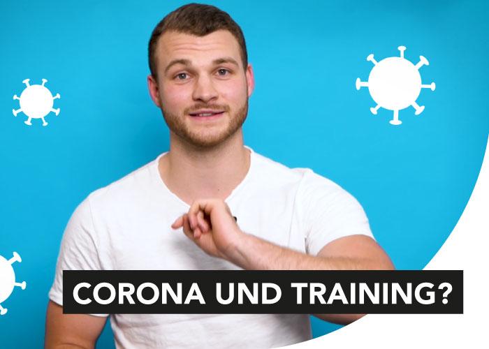 PUres Wissen Corona und Training